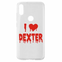 Чехол для Xiaomi Mi Play I love Dexter