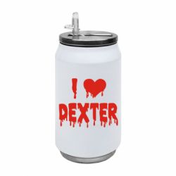 Термобанка 350ml I love Dexter