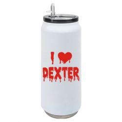 Термобанка 500ml I love Dexter