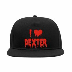 Снепбек I love Dexter - FatLine