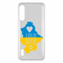 Чохол для Xiaomi Mi A3 I love Donetsk, Ukraine
