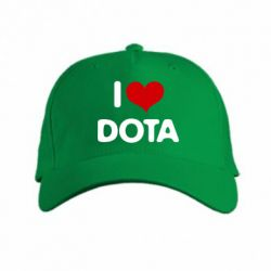 кепка I love Dota - FatLine