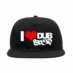 Снепбек I love Dub Step - FatLine