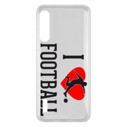 Чохол для Xiaomi Mi A3 I love football