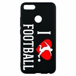 Чохол для Xiaomi Mi A1 I love football
