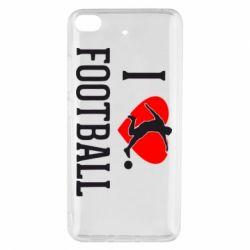 Чохол для Xiaomi Mi 5s I love football