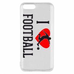 Чохол для Xiaomi Mi6 I love football