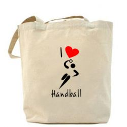 Сумка I love handball 2 - FatLine