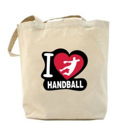 Сумка I love handball - FatLine