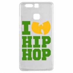 Чехол для Huawei P9 I love Hip-hop Wu-Tang - FatLine