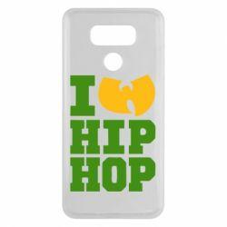 Чехол для LG G6 I love Hip-hop Wu-Tang - FatLine