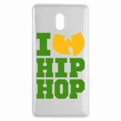 Чехол для Nokia 3 I love Hip-hop Wu-Tang - FatLine