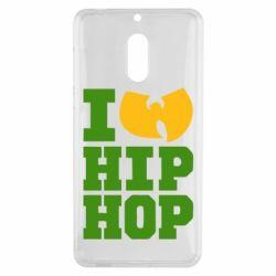 Чехол для Nokia 6 I love Hip-hop Wu-Tang - FatLine