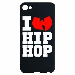 Чехол для Meizu U10 I love Hip-hop Wu-Tang - FatLine
