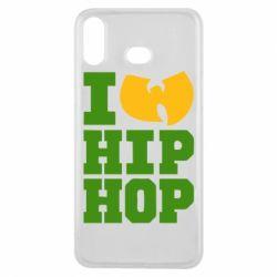 Чехол для Samsung A6s I love Hip-hop Wu-Tang - FatLine