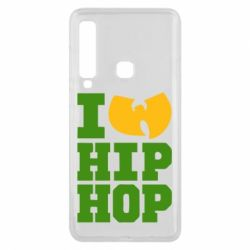 Чехол для Samsung A9 2018 I love Hip-hop Wu-Tang - FatLine