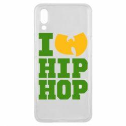Чехол для Meizu E3 I love Hip-hop Wu-Tang - FatLine
