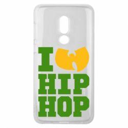 Чехол для Meizu V8 I love Hip-hop Wu-Tang - FatLine