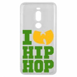 Чехол для Meizu V8 Pro I love Hip-hop Wu-Tang - FatLine