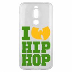 Чехол для Meizu X8 I love Hip-hop Wu-Tang - FatLine