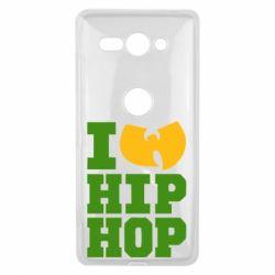 Чехол для Sony Xperia XZ2 Compact I love Hip-hop Wu-Tang - FatLine