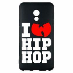 Чехол для Meizu 15 Lite I love Hip-hop Wu-Tang - FatLine