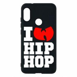 Чехол для Mi A2 Lite I love Hip-hop Wu-Tang - FatLine