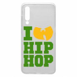 Чехол для Xiaomi Mi9 I love Hip-hop Wu-Tang