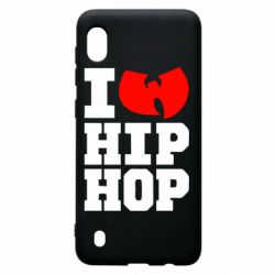 Чехол для Samsung A10 I love Hip-hop Wu-Tang