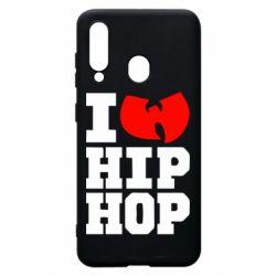 Чохол для Samsung A60 I love Hip-hop Wu-Tang