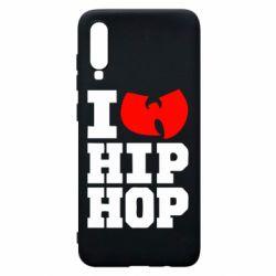 Чехол для Samsung A70 I love Hip-hop Wu-Tang