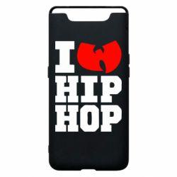 Чехол для Samsung A80 I love Hip-hop Wu-Tang