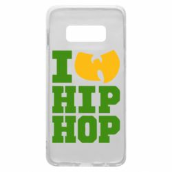 Чехол для Samsung S10e I love Hip-hop Wu-Tang