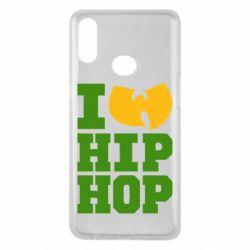 Чехол для Samsung A10s I love Hip-hop Wu-Tang