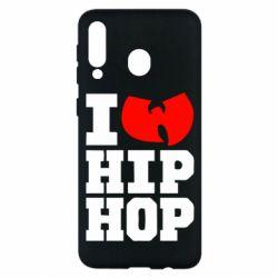 Чехол для Samsung M30 I love Hip-hop Wu-Tang