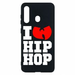 Чехол для Samsung M40 I love Hip-hop Wu-Tang