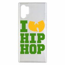 Чехол для Samsung Note 10 Plus I love Hip-hop Wu-Tang