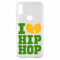 Чехол для Xiaomi Mi Play I love Hip-hop Wu-Tang