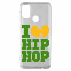 Чехол для Samsung M30s I love Hip-hop Wu-Tang