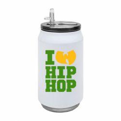 Термобанка 350ml I love Hip-hop Wu-Tang