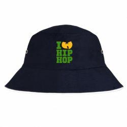 Панама I love Hip-hop Wu-Tang
