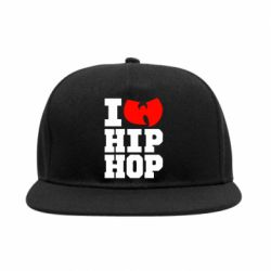 Снепбек I love Hip-hop Wu-Tang - FatLine