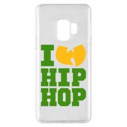 Чехол для Samsung S9 I love Hip-hop Wu-Tang - FatLine