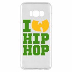 Чехол для Samsung S8 I love Hip-hop Wu-Tang - FatLine