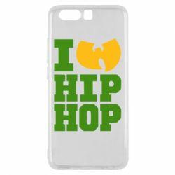 Чехол для Huawei P10 I love Hip-hop Wu-Tang - FatLine