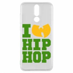 Чехол для Huawei Mate 10 Lite I love Hip-hop Wu-Tang - FatLine