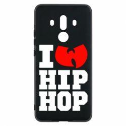 Чехол для Huawei Mate 10 Pro I love Hip-hop Wu-Tang - FatLine