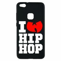 Чехол для Huawei P10 Lite I love Hip-hop Wu-Tang - FatLine