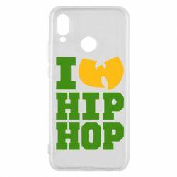 Чехол для Huawei P20 Lite I love Hip-hop Wu-Tang - FatLine