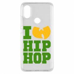 Чехол для Xiaomi Mi A2 I love Hip-hop Wu-Tang - FatLine